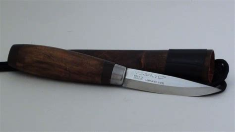 mora kitchen knives mora classic original 2 0 staining on the handle