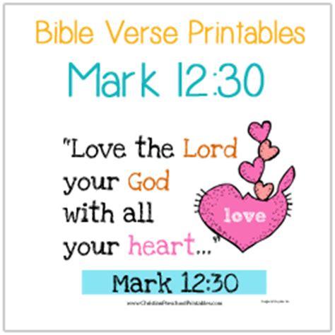 preschool bible verse printables christian preschool 338 | VVMark1230