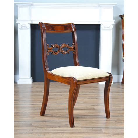 Philadelphia Empire Side Chair, Niagara Furniture, Free