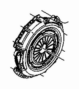 Jeep Patriot Clutch Kit  Used For  Pressure Plate And Disc