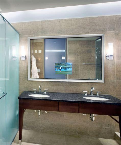 mirror  built  tv cost mirror ideas