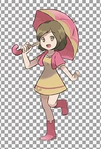 Pokemon Diamond Pearl Remake - Parasol Lady by chocomiru02 ...