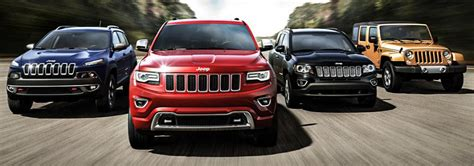 jeep lineup 2015 jeep showcasing 2015 model lineup in bangsar shopping