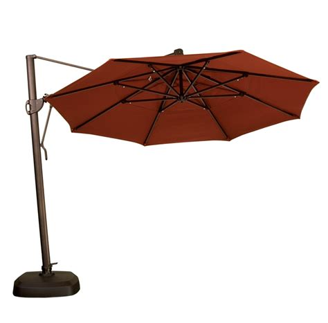 types 18 treasure garden cantilever umbrella reviews