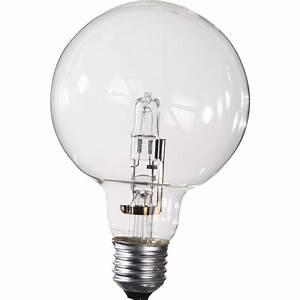 Ampoule E27 Leroy Merlin : ampoule globe halog ne 46w 702lm quiv 60w e27 2750k lexman leroy merlin ~ Melissatoandfro.com Idées de Décoration