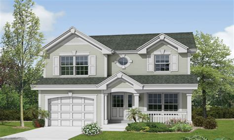 One Story House Small Two Story House Plans, Small Two