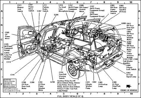 2015 Ford Explorer Wiring Diagram by 2014 Ford Explorer Parts Diagrams Descriptions
