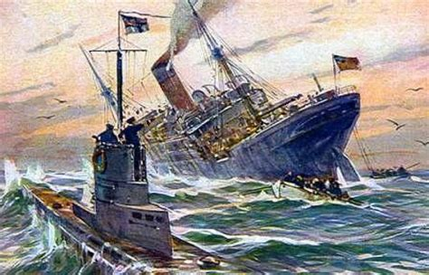 U Boats Ww1 Definition by Sussex Pledge Ww1 History For