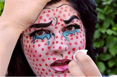 Makeup Pop Neutrogena Tutorial Costume Retro Walmart