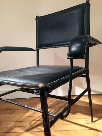 fauteuil de bureau de jacques adnet
