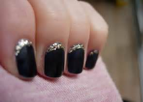Simple black and silver nail designs jpg pictures to pin on