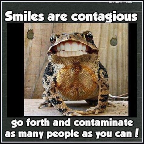 Smile Funny Meme - smiles are contagious pictures photos and images for facebook tumblr pinterest and twitter