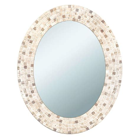 Framed Oval Bathroom Mirror by Bathroom Bring A Touch Of Calm Elegance To Your Bathroom