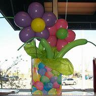 Balloon Flower Party Decoration Ideas