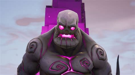 fortnites cube monsters embrace   cowards pc gamer