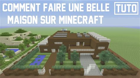 Comment Faire Un Chalet Dans Minecraft Excellent Tuto
