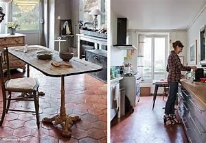 la fabrique a deco les tomettes anciennes et modernes With decoration maison avec tomettes
