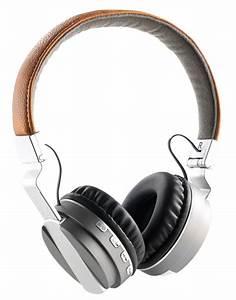 Casque Audio Long Fil : casque bluetooth design cuir avec radio fm microsd ~ Edinachiropracticcenter.com Idées de Décoration