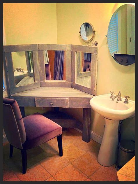 corner vanity desk 25 best ideas about corner makeup vanity on