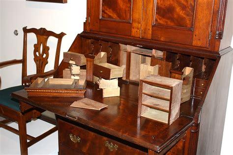 Secret Compartments in Desks - The Antiques DivaThe