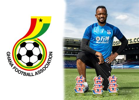 GFA congratulate Jordan Ayew for winning Crystal Palace's ...