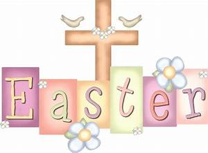 Easter Religious Clipart - Clipart Suggest