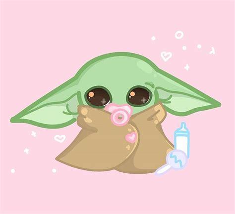 All the gifs and pics i've seen aren't very good quality. Baby Yoda | Star wars fandom, Star wars art, Yoda wallpaper