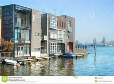 Modern Architecture, Amsterdam Stock Image Image of