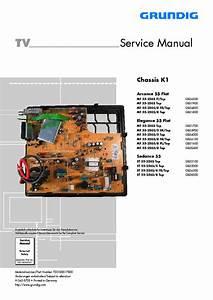 Grundig Cuc4400 Service Manual Free Download  Schematics