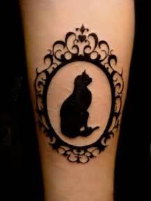 cat tattoos 100 exles of cat and design