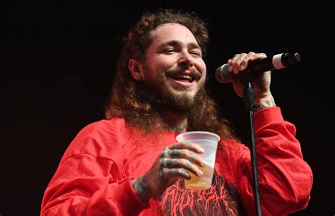 Post Malone's 'rockstar' Tops Hot 100 For 8th Week