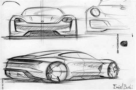 porsche mission e sketch porsche digital gmbh revealed as automaker s new digital