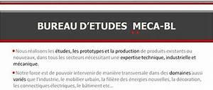Bureau D39etude Mecanique