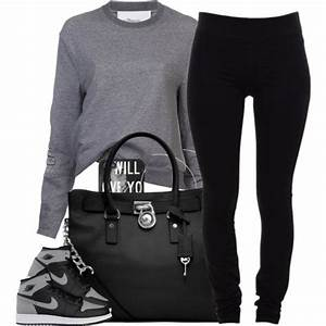Sporty Chic Style and Outfit Ideas For Ladies 2018 | FashionGum.com