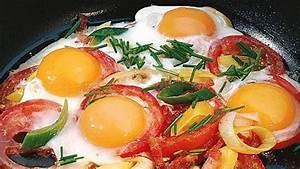 Pfanne Für Spiegeleier : schnelle eier tomaten pfanne mit paprika ~ Yasmunasinghe.com Haus und Dekorationen