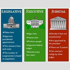 Branches Of Government  Mr Tyler's Lessons