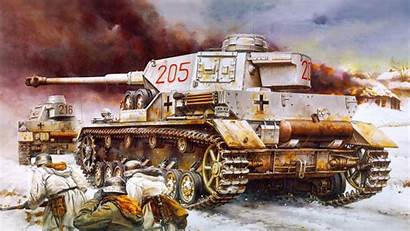 Ss Waffen Painting Tanks Wallpapers Military Armored