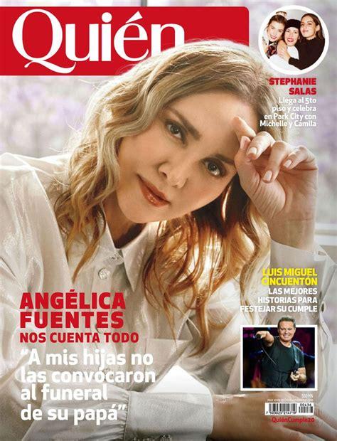 quien magazine   digital subscription