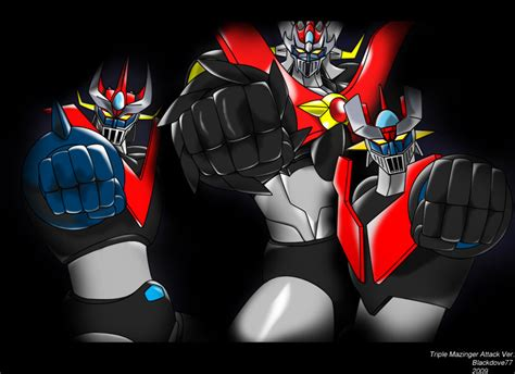 A Tribute To Mazinger Z
