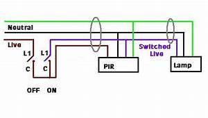 Flood Light Wiring Diagram : steinel pir floodlight question diynot forums ~ A.2002-acura-tl-radio.info Haus und Dekorationen