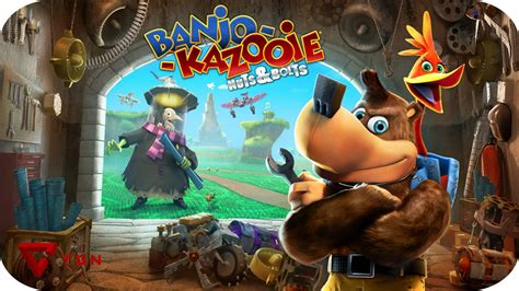 random games capitulo  banjo kazooie nuts  bolts