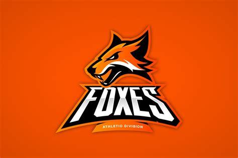 Fox Mascot Sport Logo Design ~ Illustrations ~ Creative Market