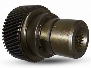 Jeep Wrangler Np231 Transfer Case Input Gear For Manual