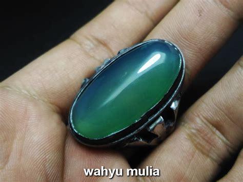 batu cincin ijo garut cat eye asli kode 655 wahyu mulia