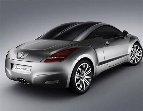 Peugeot Rcz Price by Peugeot Rcz Photos And Specs Photo Peugeot Rcz Price And