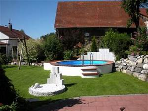 Schwimmbad Für Den Garten : pool bauen ~ Sanjose-hotels-ca.com Haus und Dekorationen