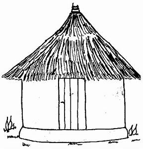 Image Gallery hut drawing