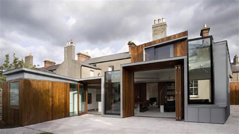 A Victorian Contemporary House Extension