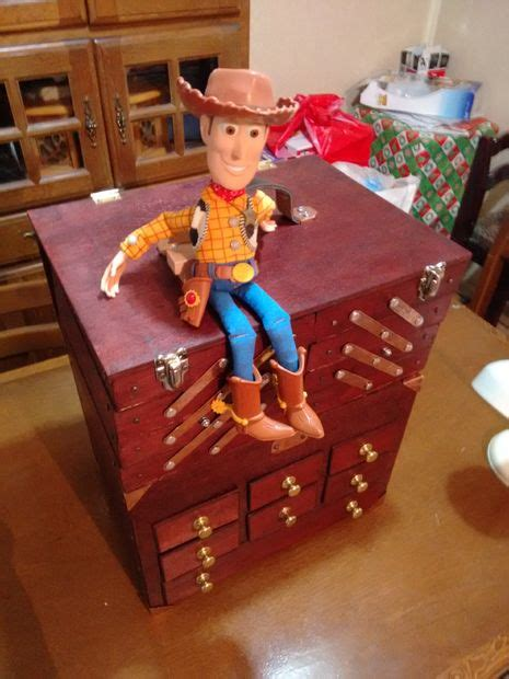 toy story   cleaners tool chest  steps  pictures