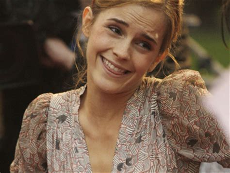 Emma Watson Who Plays Hermione Harry Potter